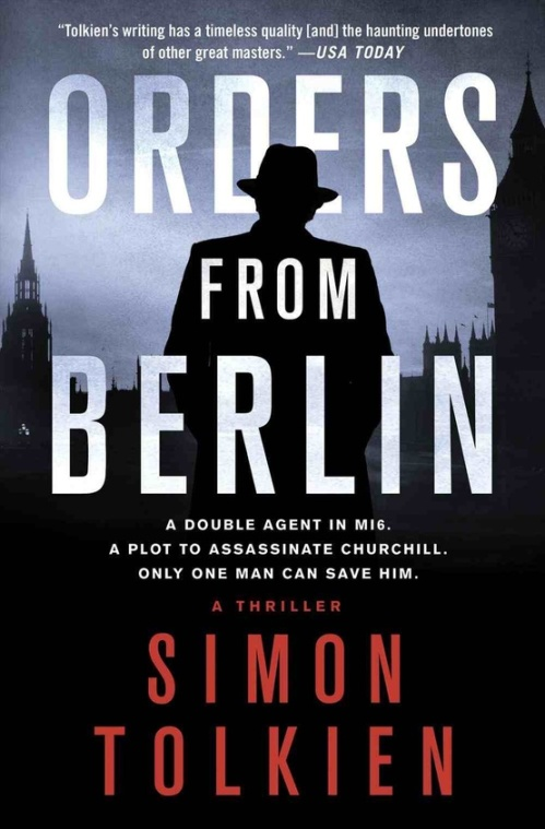 A double agent in MI6, a plot to assassinate Churchill, only one man can save him!