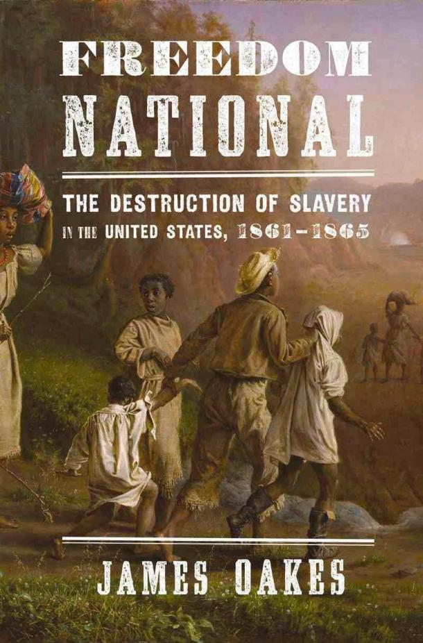 The destruction of slavery in the United States, 1861-1865.