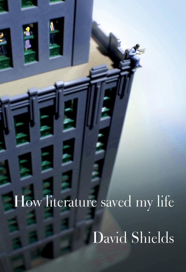 A book saved my life tonight.