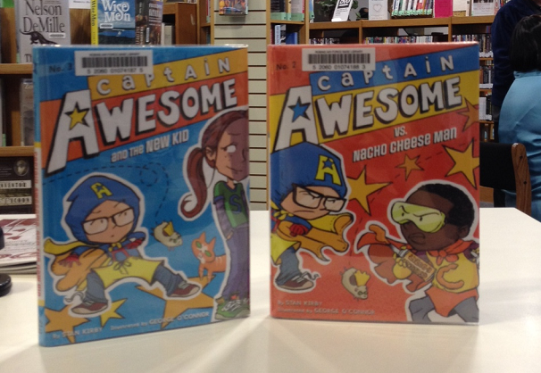 Captain Awesome returns!