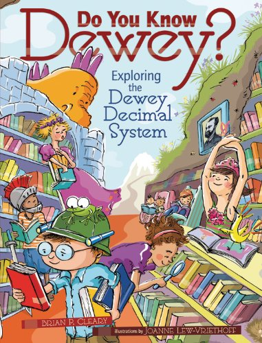 Come explore the Dewey Decimal System with us.