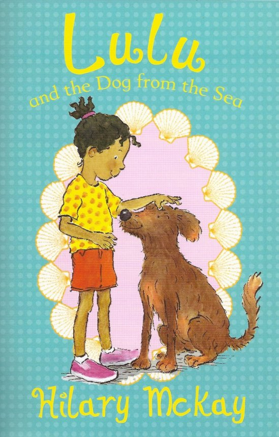 Lulu and the dog from the sea.