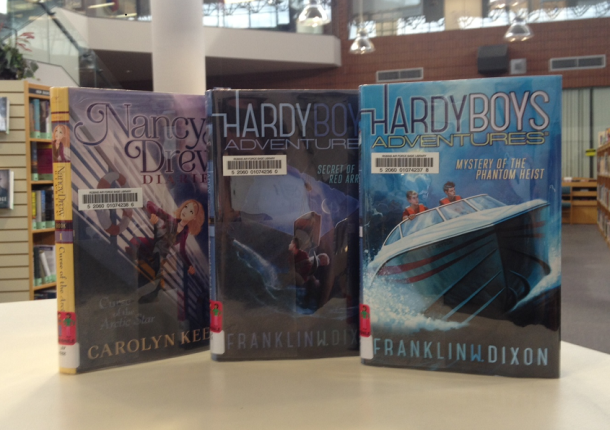 Nancy Drew and the Hardy Boys return!