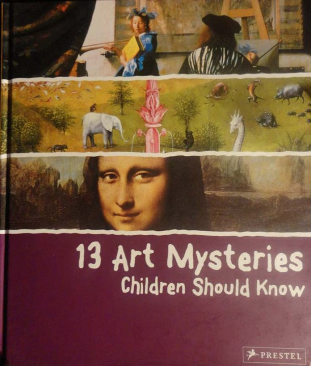 The mystery of art.