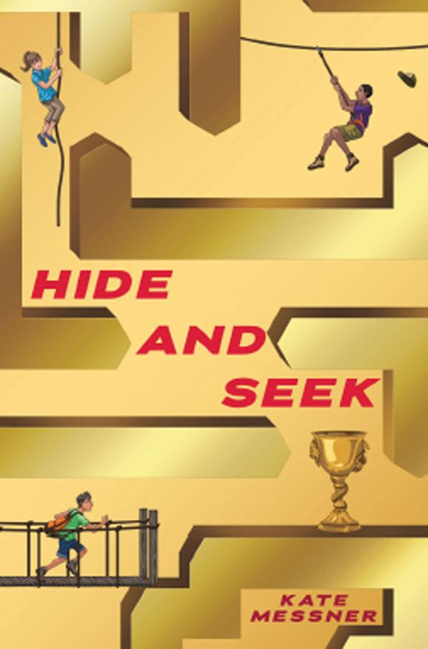 Hide and seek!