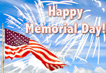 Happy Memorial Day everybody!