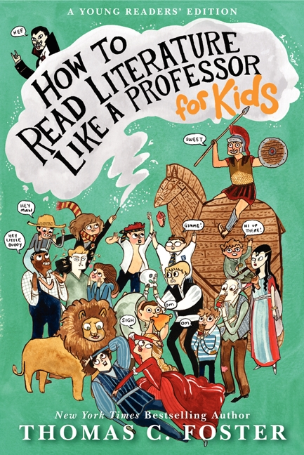 The edition for young readers.