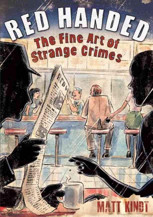 The fine art of strange crimes.