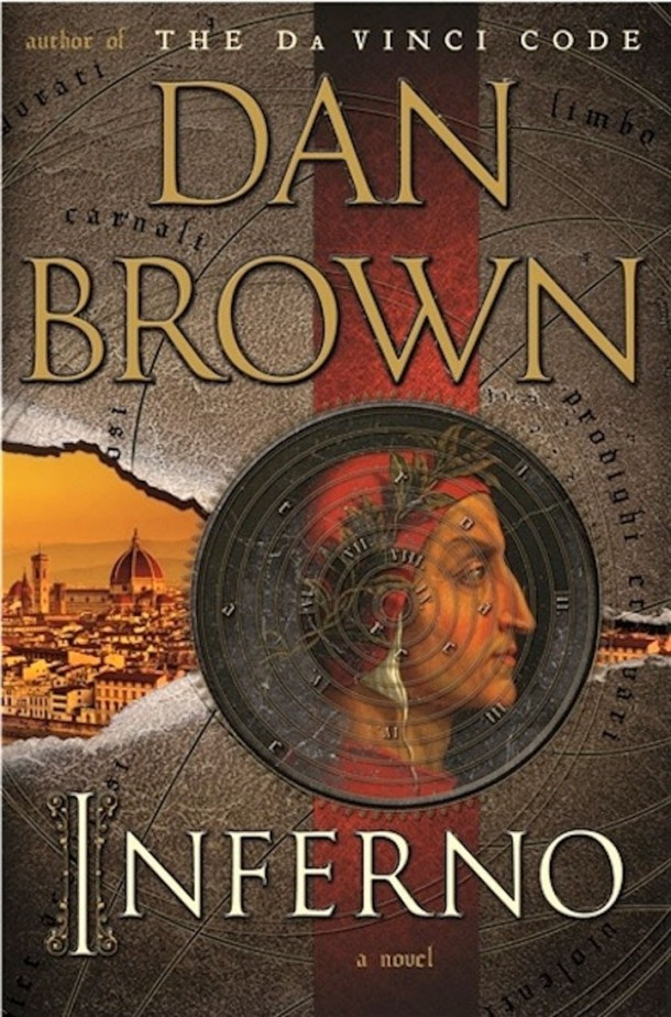 The inferno of Robert Langdon.