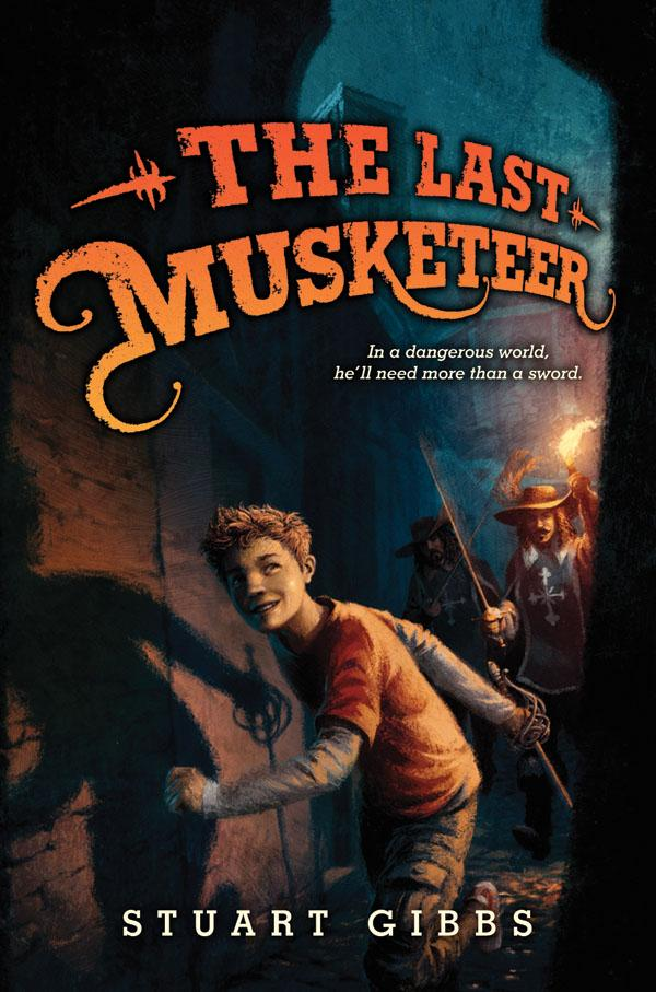 The last musketeer!