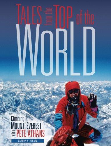 Climbing Mt. Everest.
