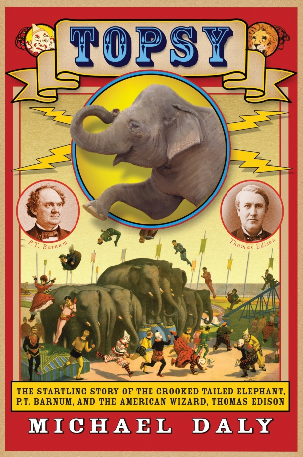 Elephants and American wizards.