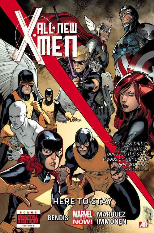 The old X-men are all new and they are here to stay.
