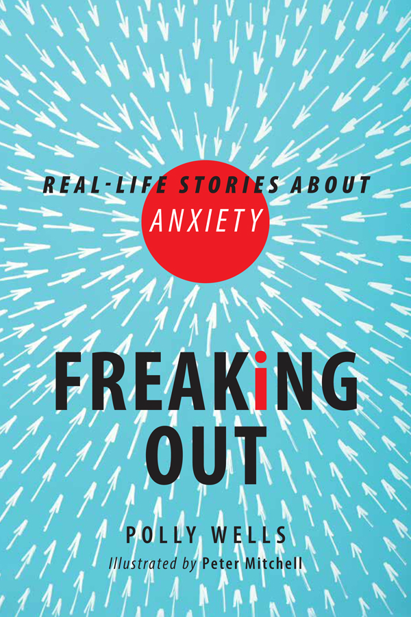 Real-life stories about anxiety.