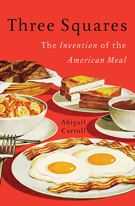 The invention of the American meal.
