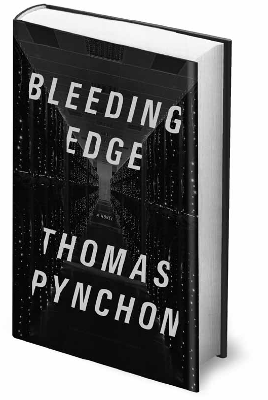 The new book by Thomas Pynchon.
