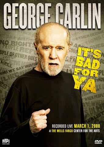 George Carlin!
