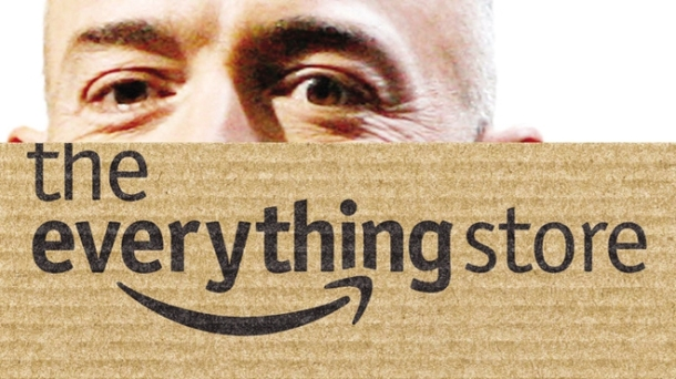 Jeff Bezos and the age of Amazon.