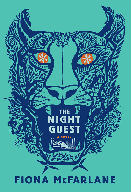 The night guest!