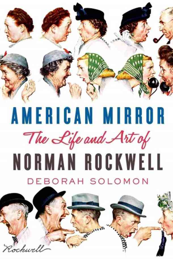 The life and art of Norman Rockwell.